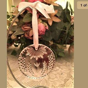NIB Waterford Crystal Ornament Hope for Abundance
